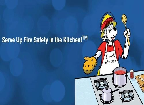 Prevention Week 2020 - cooking safety