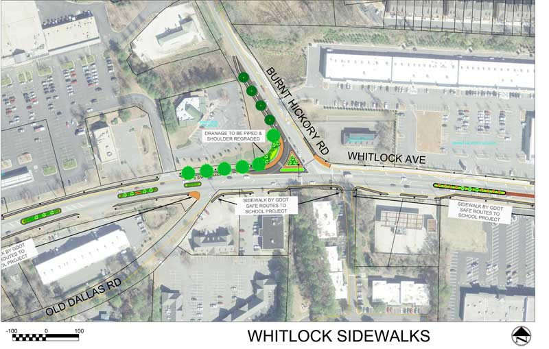 Whitlock Sidewalk Layout 6