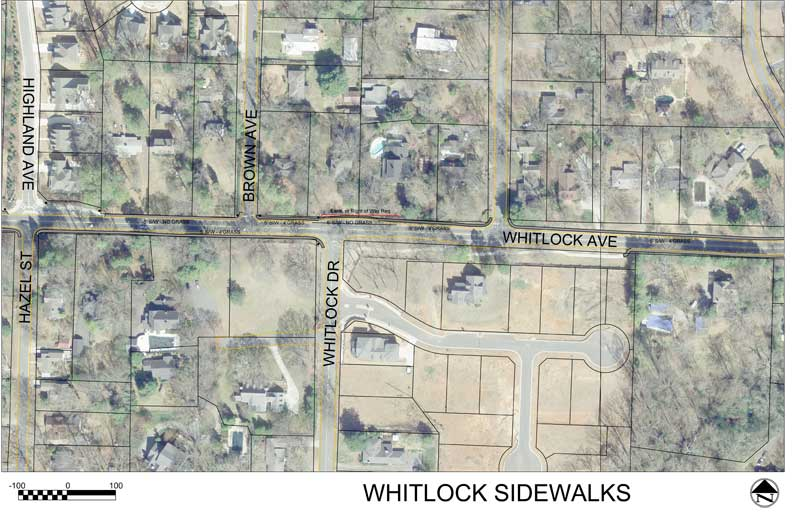 Whitlock Sidewalk Layout 2