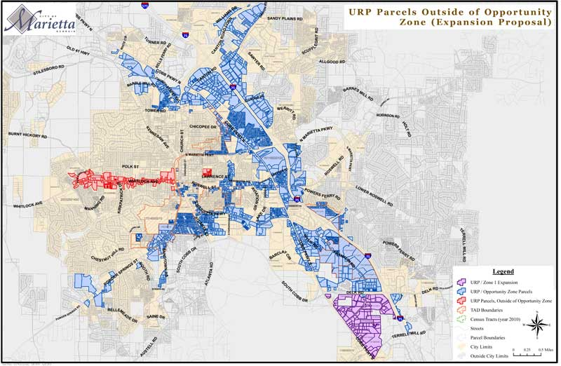 2013 URP Proposal Whole City