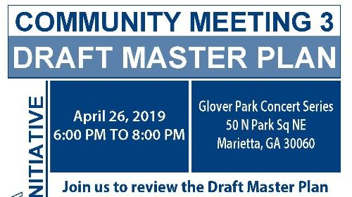 MARLCI_Community Meeting 3_Flyer