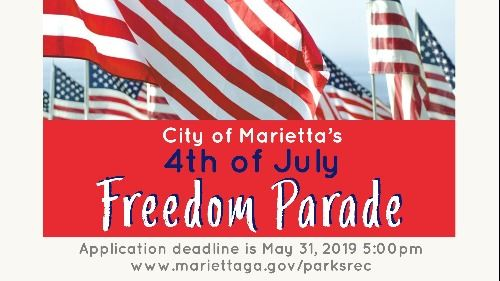July 4 applications