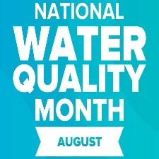 National Water Quality Month August Banner