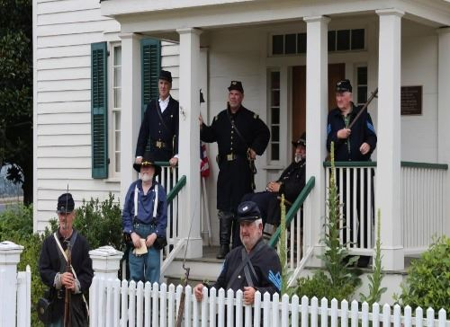 civil war homefront