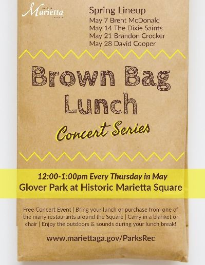Spring Brown Bag Lunch (1)
